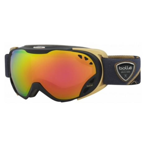 Bolle DUCHESS hnedá - Dámska lyžiarske okuliare