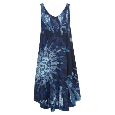 Šaty s batikovaným vzorom bonprix