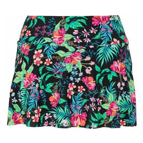 Plavková sukňa s nohavičkami Tropický vzor