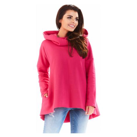Ružový pulóver A200 Awama
