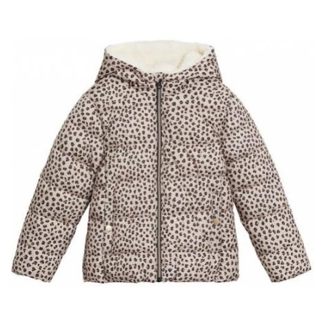 MANGO KIDS Kabát  hnedá