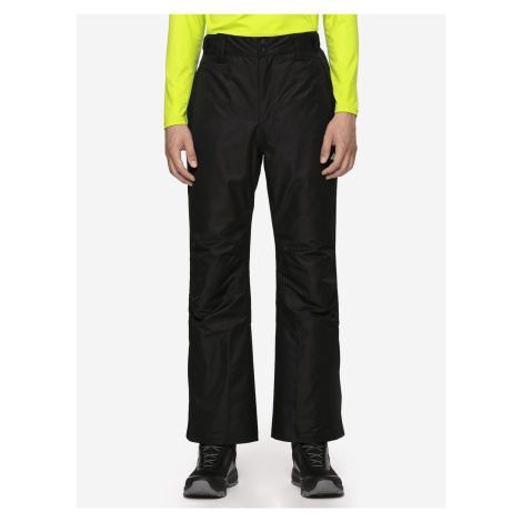 Nohavice 4F Spmn001 Ski Trousers Čierna