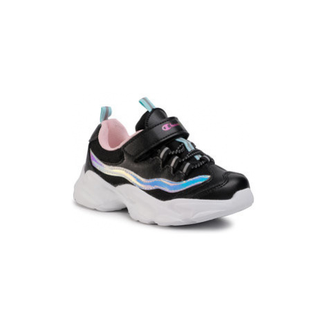 Champion Sneakersy Low Cut Shoe Philly G Ps S31779-S20-KK001 Čierna