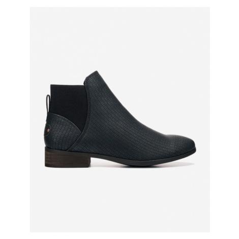 Roxy Cold Cement Členková obuv Čierna