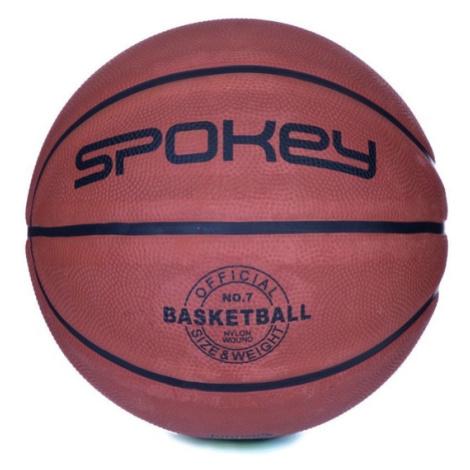 Basketbalový lopta Spokey BRAZIRO II hnedý veľkosť 7