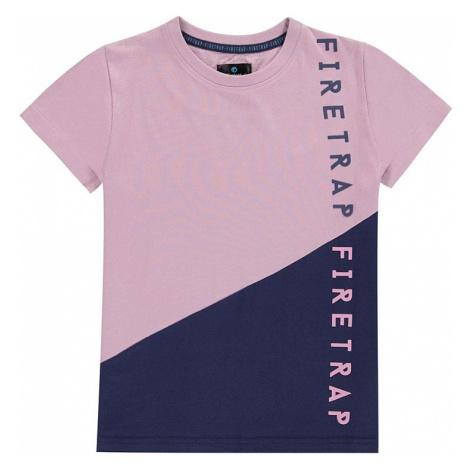 Detské pohodlné tričko Firetrap
