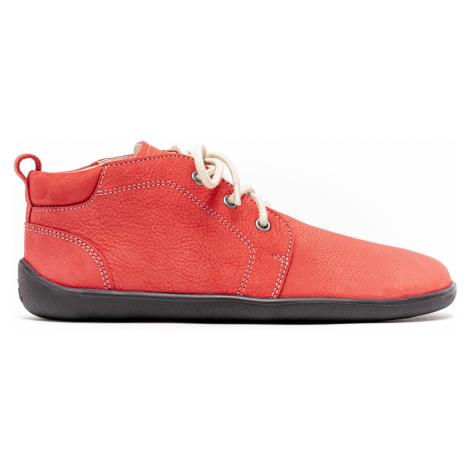 Barefoot Be Lenka Icon celoročné - Deep Red 43