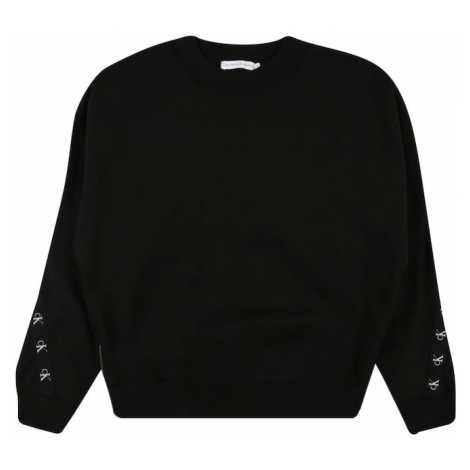 Calvin Klein Jeans Sveter  čierna