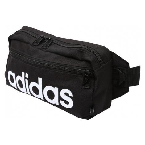 ADIDAS PERFORMANCE Športová ľadvinka  čierna / biela