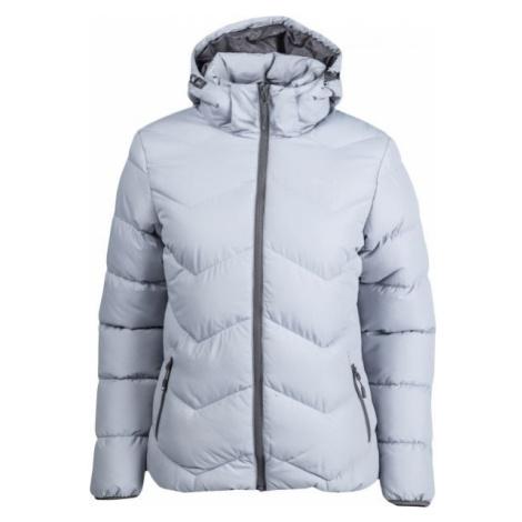 Hi-Tec LADY SAFI sivá - Dámska prešívaná bunda