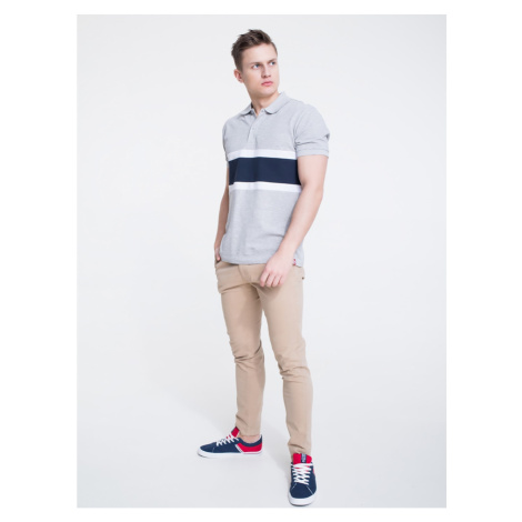 Big Star Man's Shortsleeve Polo T-shirt 154565 -403