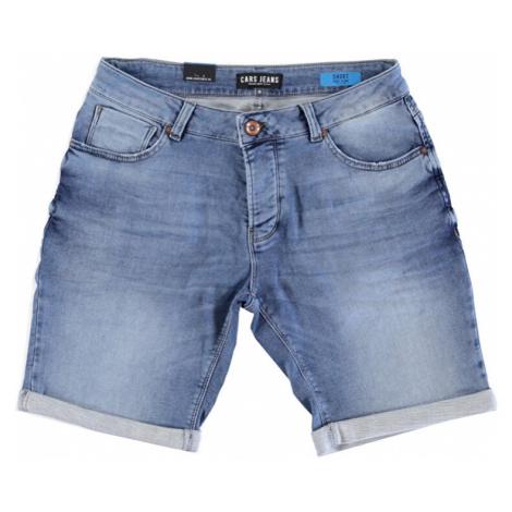 Cars Jeans Pánske kraťasy Atlanta Denim Stone Used