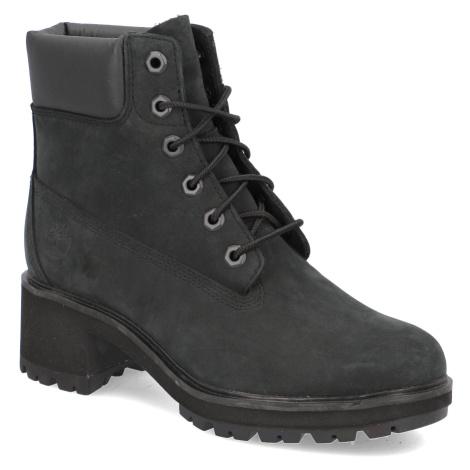Timberland Kinsley 6 Inch Waterproof Boot blk čierna
