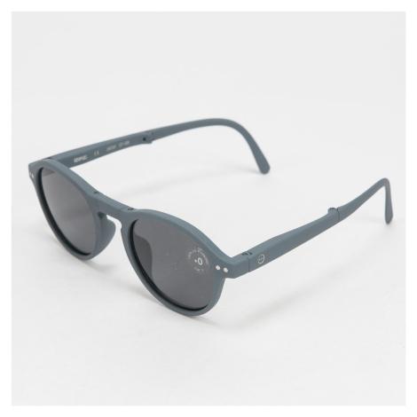 IZIPIZI Sunglasses #F šedé / čierne