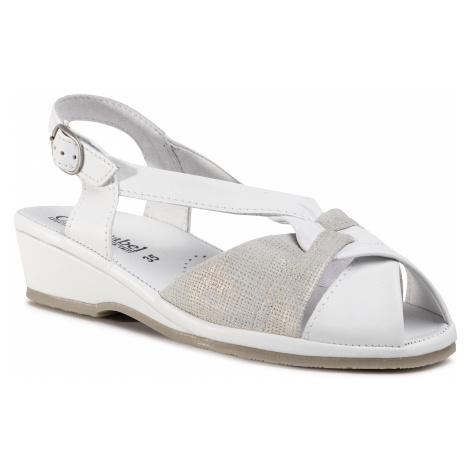 Sandále COMFORTABEL - 710817 Weiss 3