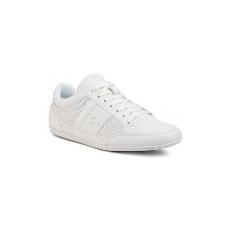 Lacoste Sneakersy Chaymon 12 3 Cma 7-39CMA000521G Biela