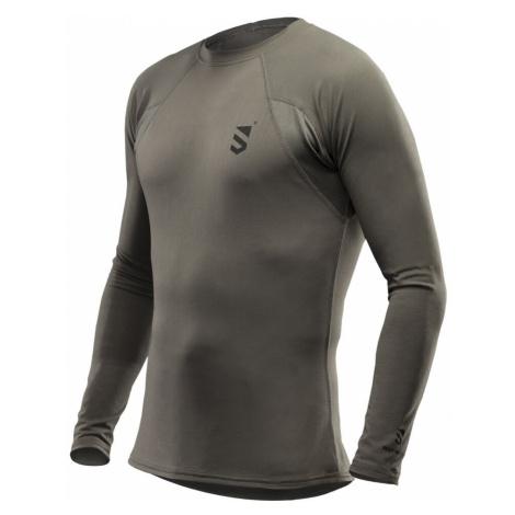 Funkčné tričko Scutum Wear® Alex dlhý rukáv - zelené