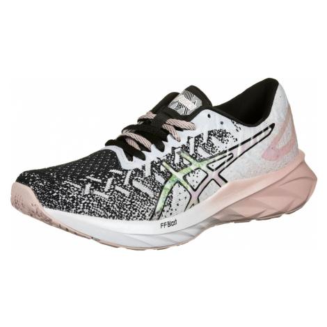 ASICS Bežecká obuv 'Dynablast'  biela / ružová / čierna