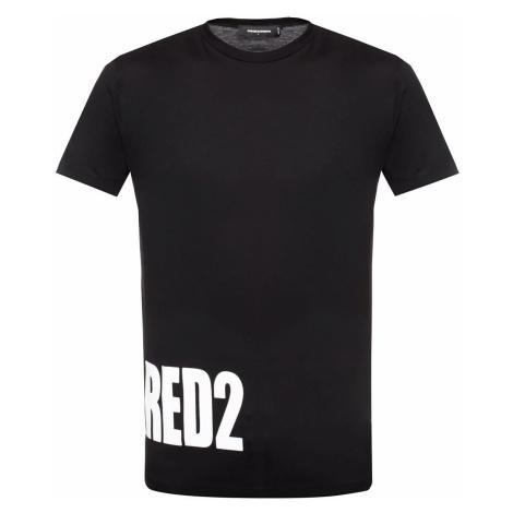 DSQUARED2 Logo Black tričko Dsquared²