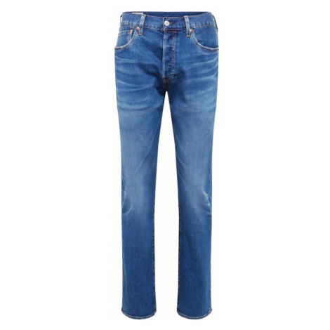 LEVI'S Džínsy '501 ORIGINAL FIT'  modrá denim Levi´s