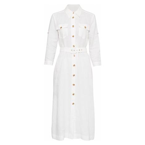 Marella Košeľové šaty 'PENNY'  biela