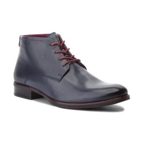 Šnurovacia obuv Lasocki for men MI08-C315-354-06 koža(useň) lícová