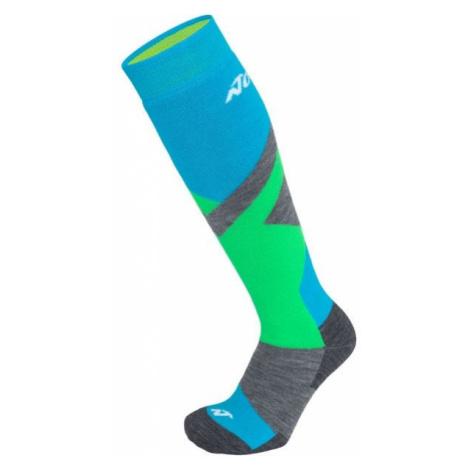 Nordica MULTISPORT čierna - Detské lyžiarske ponožky