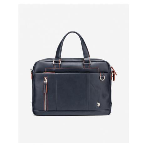 Modré pánske tašky na notebook
