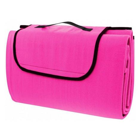 Pikniková deka CALTER CUTTY, 150x130 cm, růžová