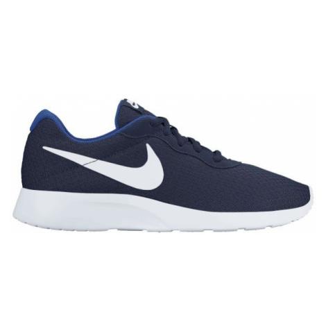Nike TANJUN tmavo modrá - Pánska voľnočasová obuv