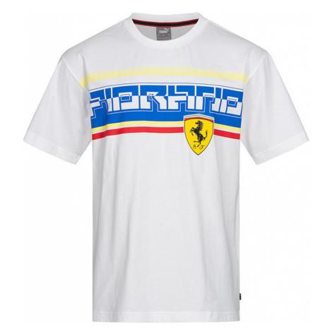 Pánske tričko PUMA Scuderia Ferrari