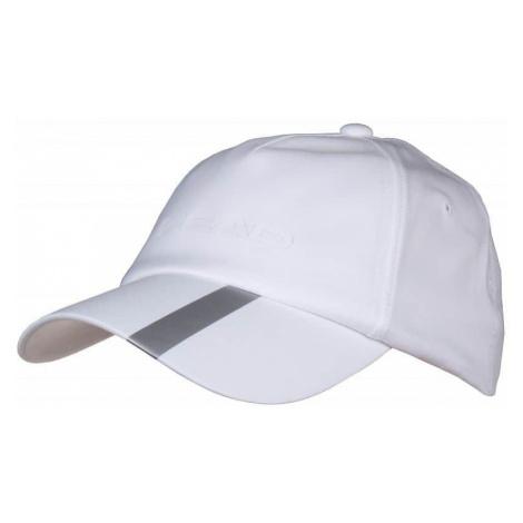 Performance Cap 2018 čepice s kšiltem barva: bílá Head