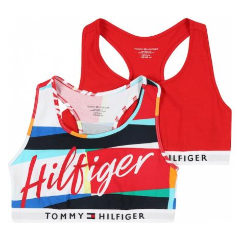Tommy Hilfiger Underwear Podprsenka  červené / tmavomodrá
