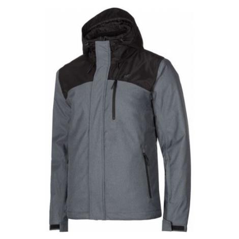 4F MAN´S SKI JACKET čierna - Pánska lyžiarska bunda
