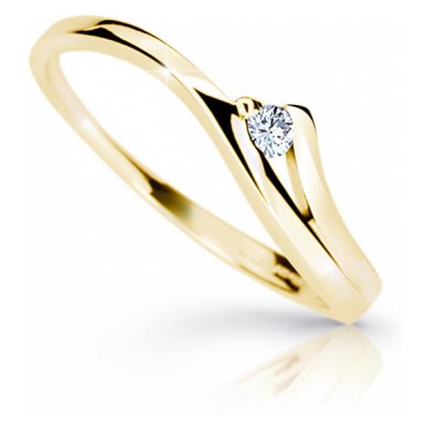 Cutie Jewellery Krásny zásnubný prsteň Z6818-1718-10-X-1 mm