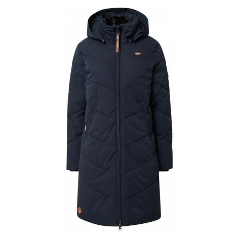 Ragwear Zimný kabát 'Rebelka'  námornícka modrá