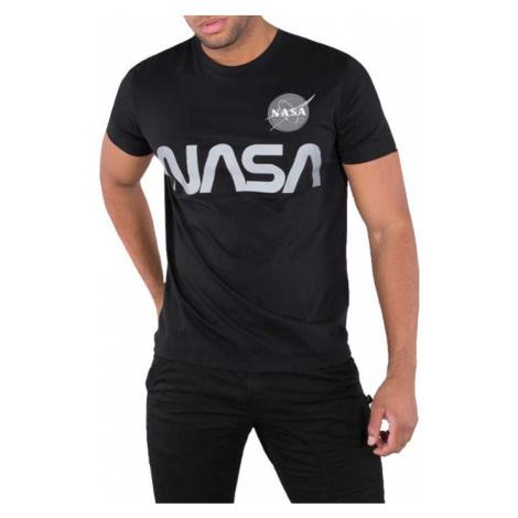 Pánské tričko Alpha Industries Nasa 178501 03
