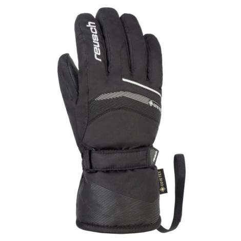 Reusch BOLT GTX JUNIOR čierna - Lyžiarske rukavice
