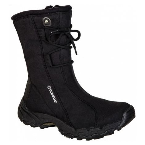 Ice Bug CORTINA-W čierna - Dámska zimná outdoorová obuv