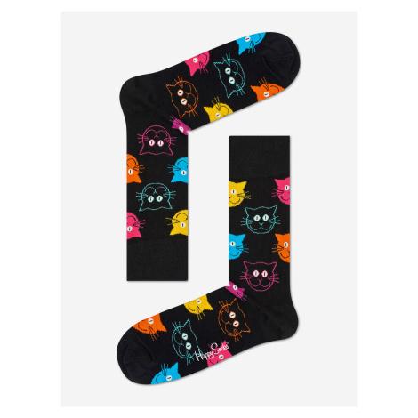 Cat Ponožky Happy Socks Farebná