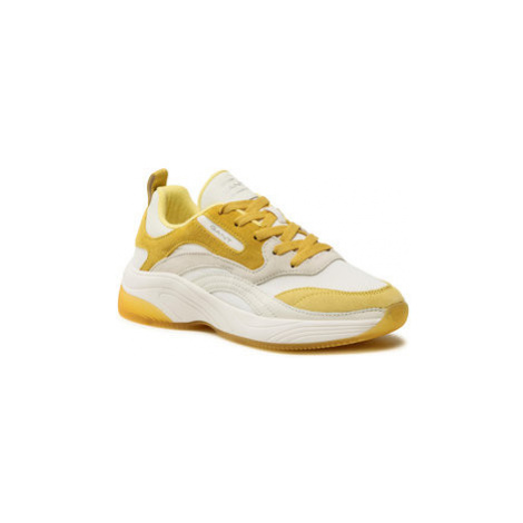 Gant Sneakersy Calinne 22533552 Žltá