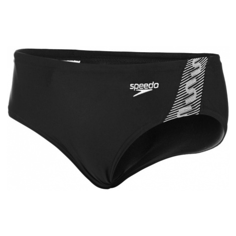Plavky Speedo Monogram 6,5 cm Breif Junior