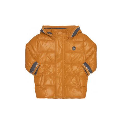 Mayoral Vatovaná bunda 2482 Oranžová Regular Fit