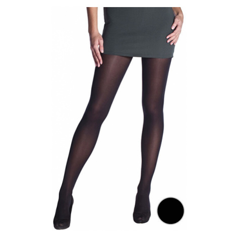 Bellinda Dámske pančuchové nohavice Opaque DEN Black BE262002 -094