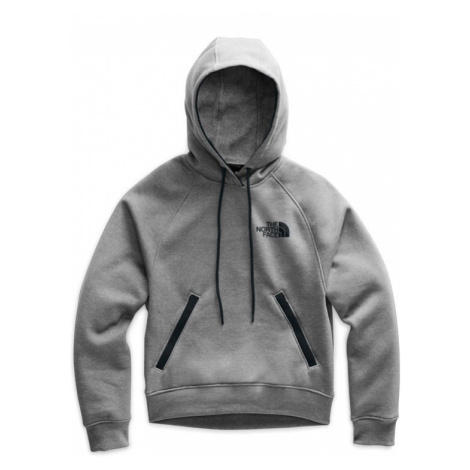 The North Face W Graphic Hoodie-L šedé NF0A3XDEDYY-L