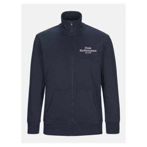 Mikina Peak Performance M Original Zip Jacket