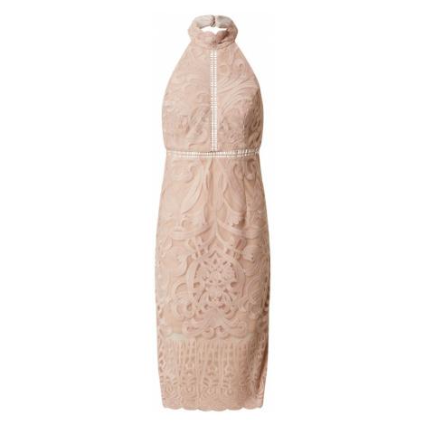 Bardot Večerné šaty 'HANA'  marhuľová