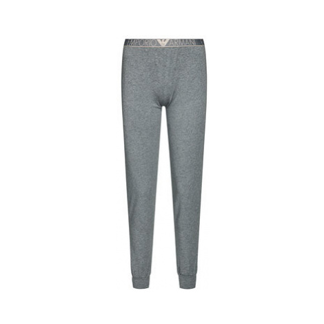 Emporio Armani Underwear Pyžamové nohavice 163620 0A317 06749 Sivá