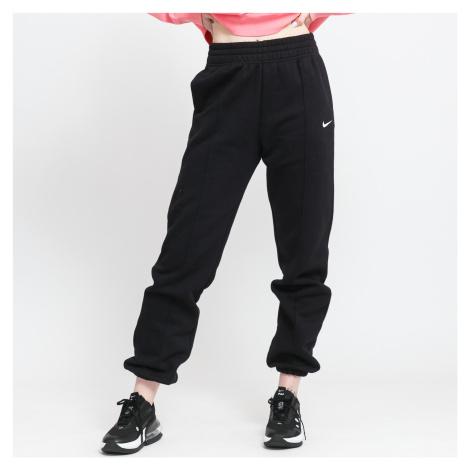 Nike W NSW Essentiel Fleece Trend Pants čierne