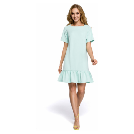Made Of Emotion Woman's Dress M282 Mint